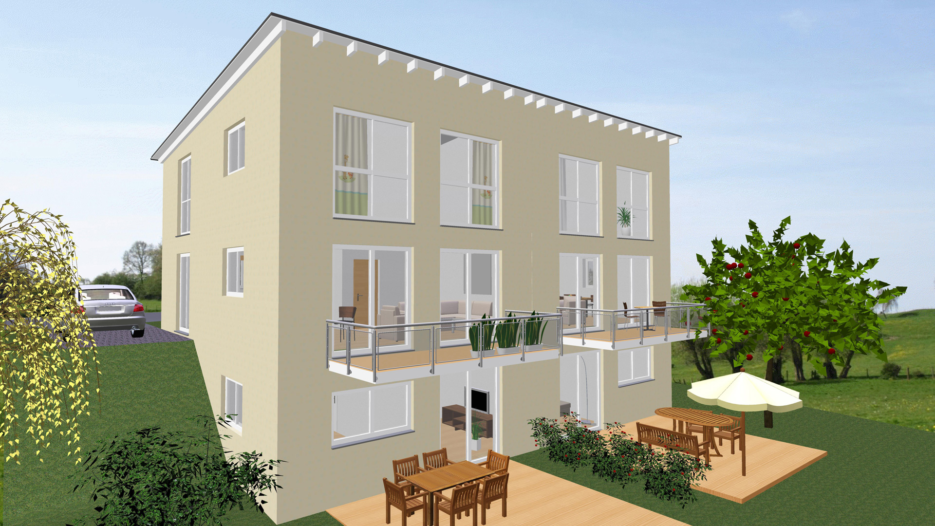 Wohnbaukonzept Gmbh Ausgewählte Planungsideen