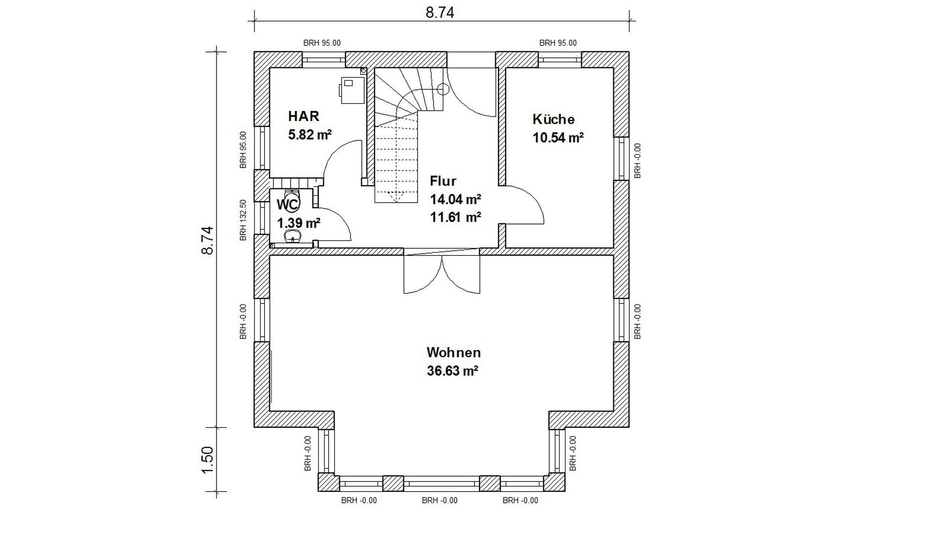 Wohnbaukonzept: ausgewählte Planungsideen